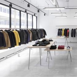 Thumbnail-Photo: Showroom, store, atelier and event space at Quartz Co.'s first boutique...