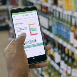 Thumbnail-Photo: 7-Eleven introduces in-app wallet