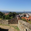View of the city from the Castillo