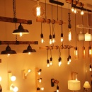 Photo: Create accents in the store: Inspirational decorative lights...