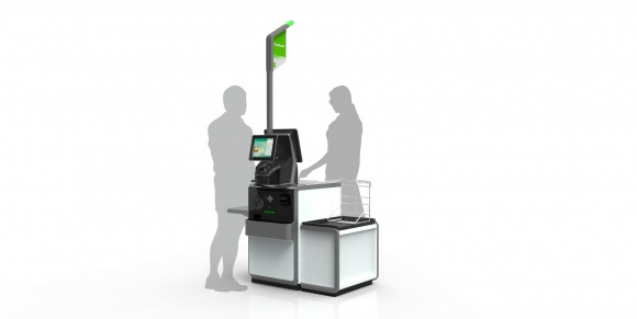 Photo: New research shows NCR leads in self-checkout and EPOS technology...
