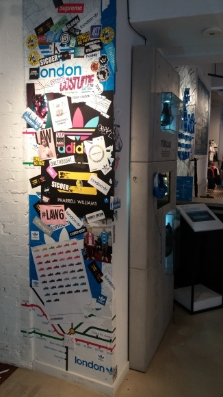 Photo: adidas in London: A flagship store in the digital age...