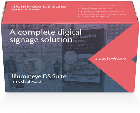 Photo: VXL launches digital signage solution for everyone...