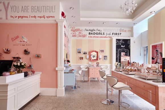 Photo: Benefit Cosmetics opens its first boutique in Germany...