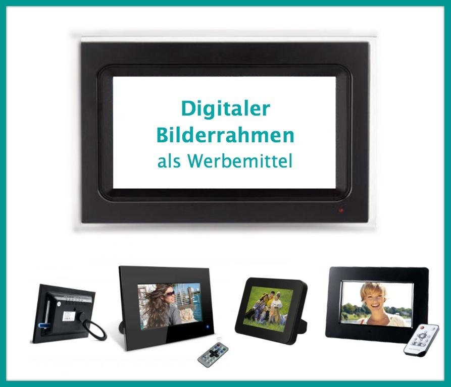 Digitaler Bilderrahmen als Werbemittel | iXtenso - Magazin für den ...