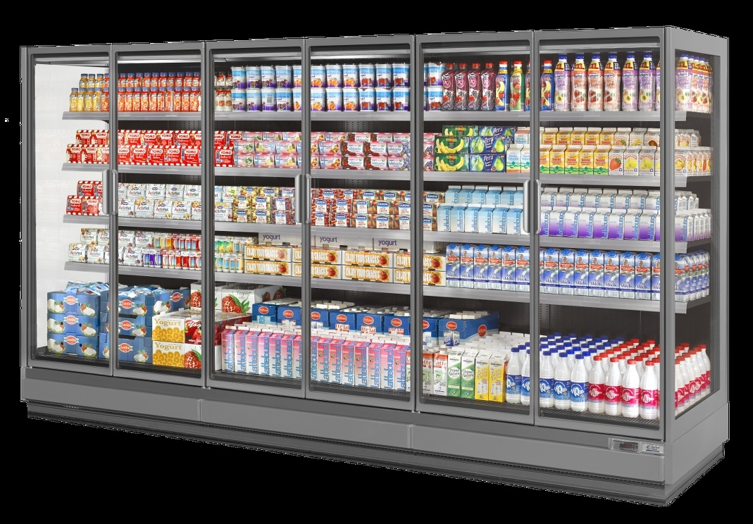 Photo: Refrigerated cabinets in retail: What the market has to offer...