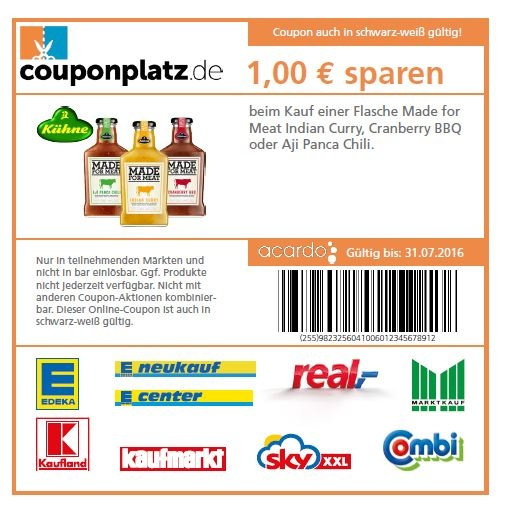Photo: New coupon standard enables real-time analysis and online validation...