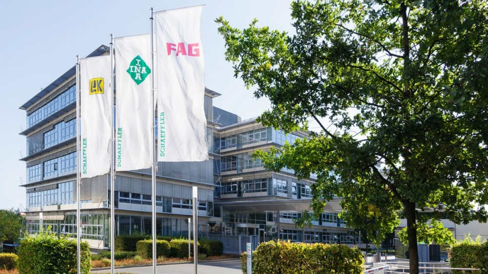 Photo: Schaeffler presents its strategy mobility for tomorrow...