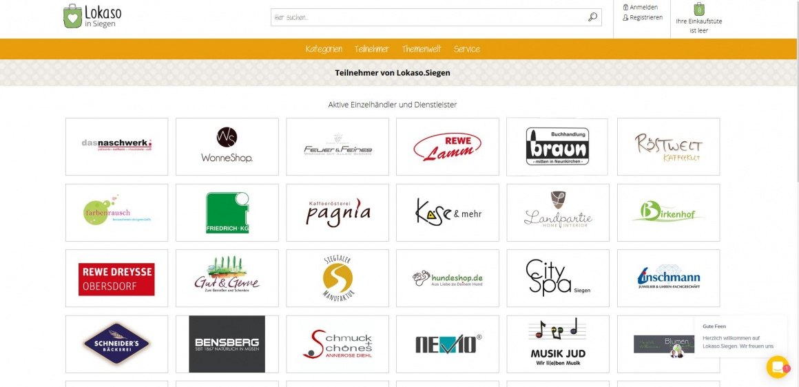 38 retailers can yet be found on Lokaso. A total of about 650 orders were...