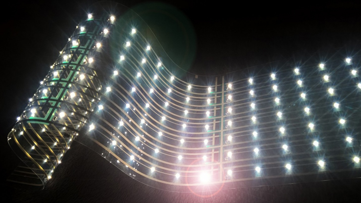 Photo: From vehicles to architectural lighting