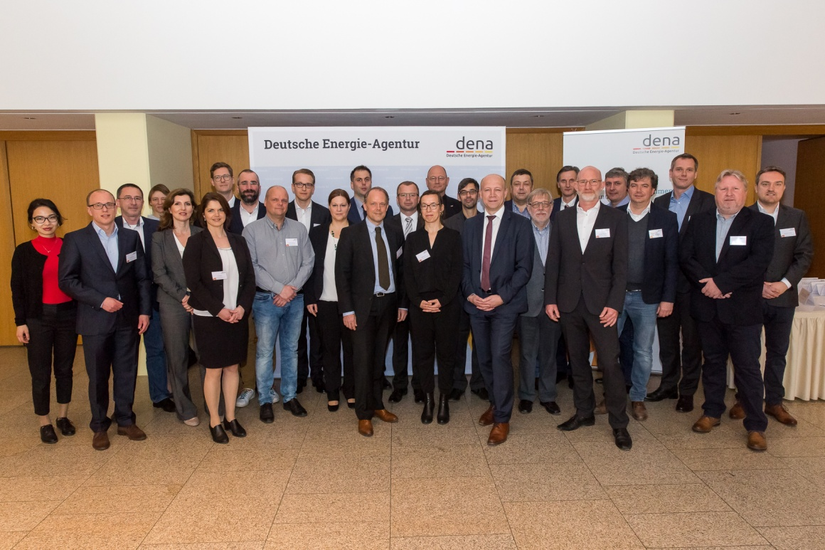 About thirty participants and partners met at the first workshop on the 04.03....