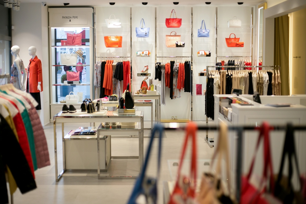 Photo: Patrizia Pepe celebrates opening with Umdasch Shopfitting...