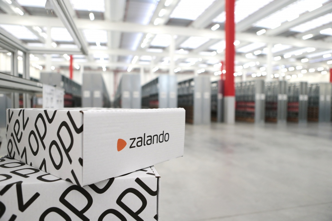 Photo: Zalando to open its first Nordic fulfillment center in Sweden...