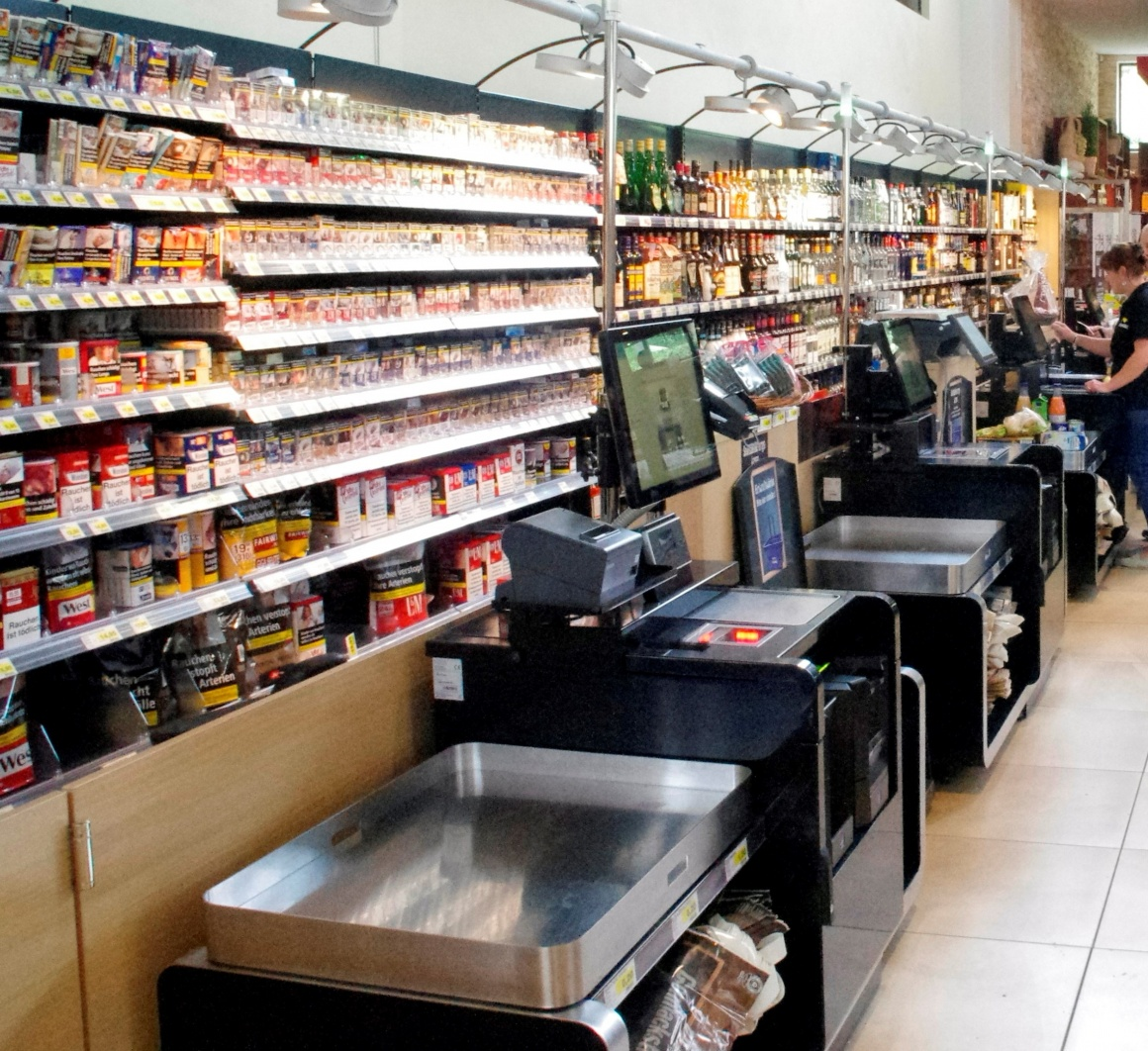 At the end of 2016, Edeka Aschoff in Kassel installed four SCO systems. Owner...