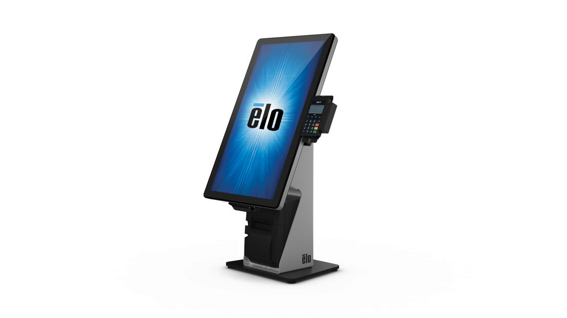 Elo introduces the future of self-service with new Wallaby
