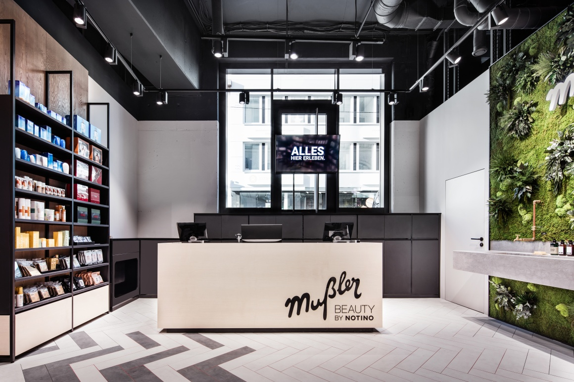 What shop design can look like the unique store of mu ler - Interior design shopping websites ...