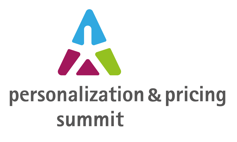 Logo of the personalization & pricing summit; copyright: prudsys AG...