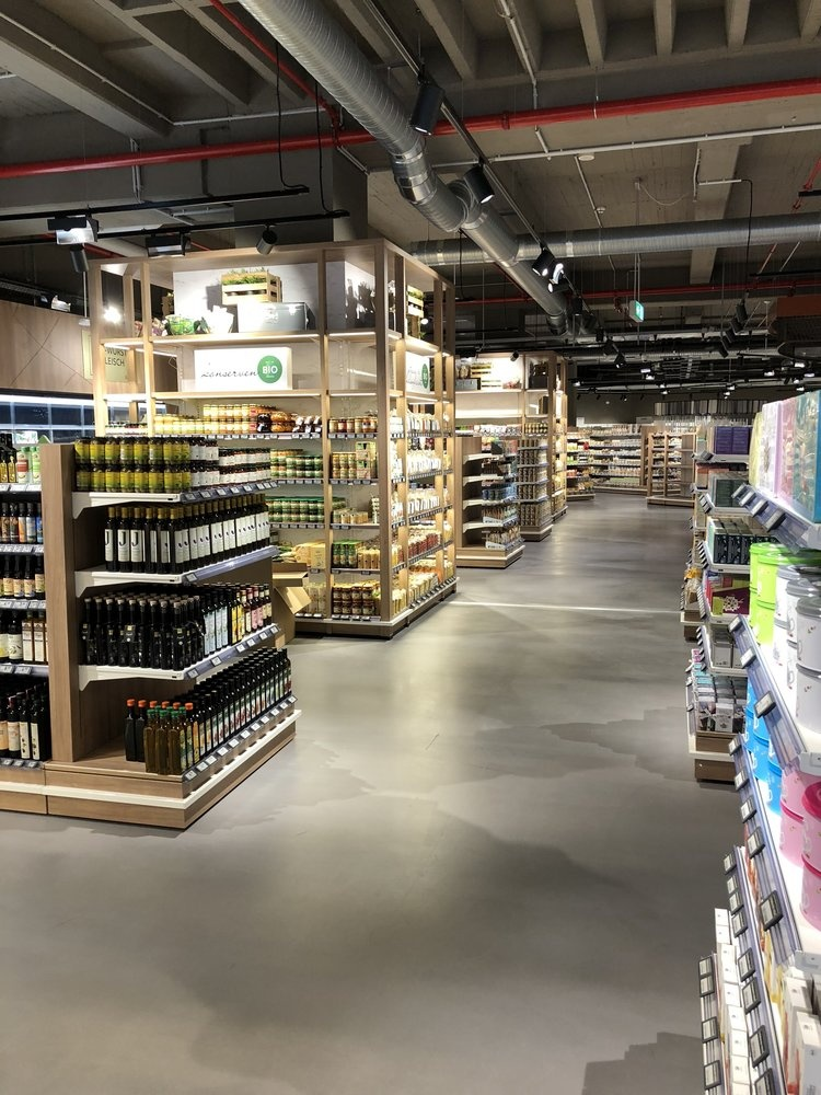 organic department; Copyright: Zurheide-Feine-Kost