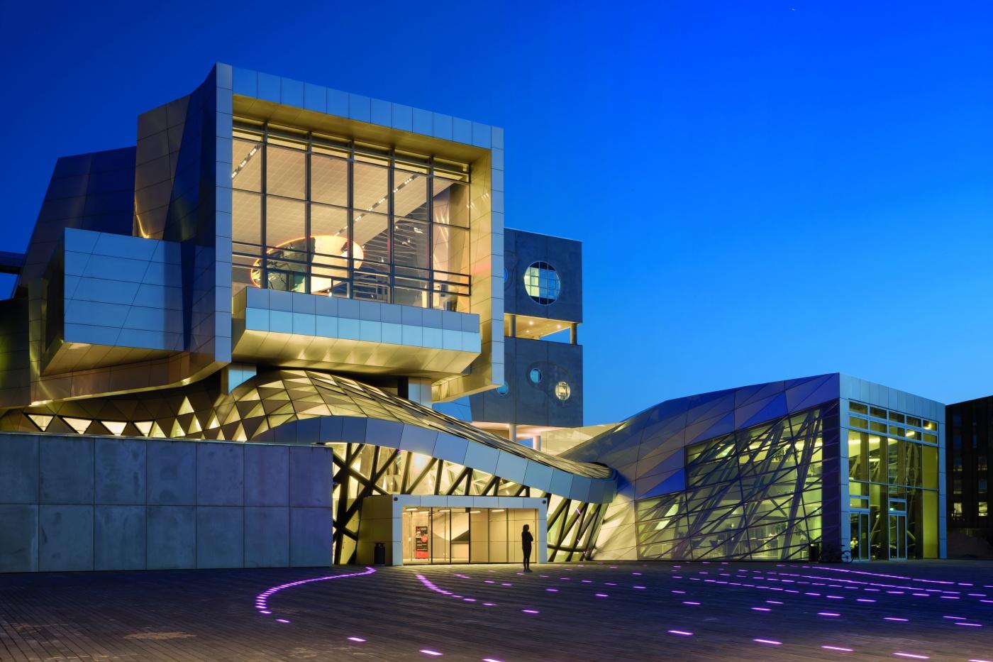 Architektur Und Design | Beton In Architektur Und Design Das Imperfekte Ist Wieder Angesagt
