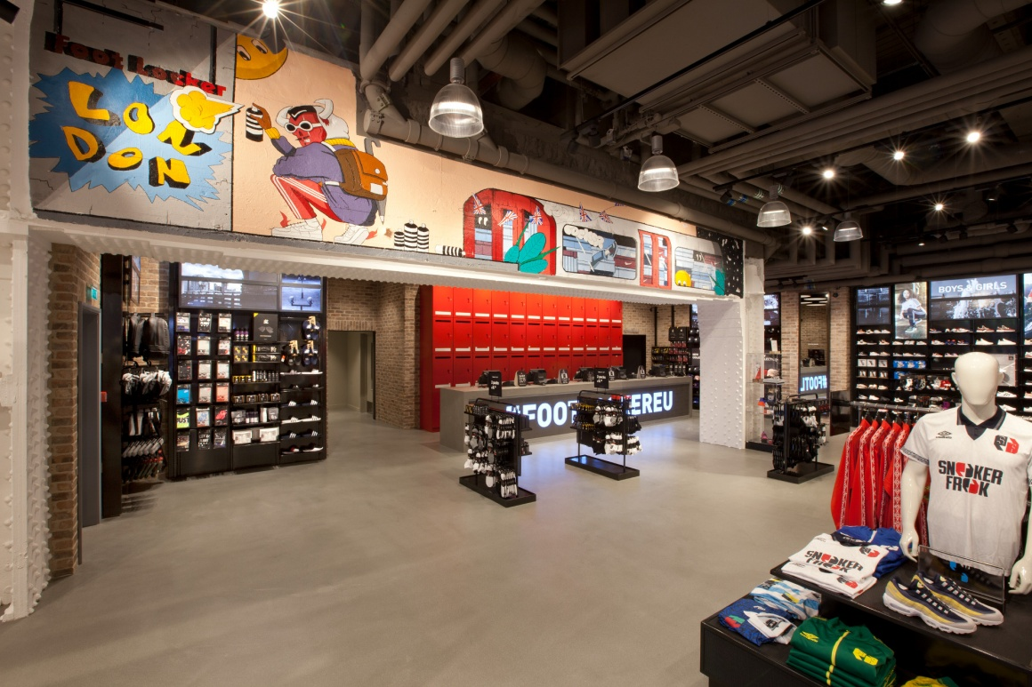 Foot Locker Store