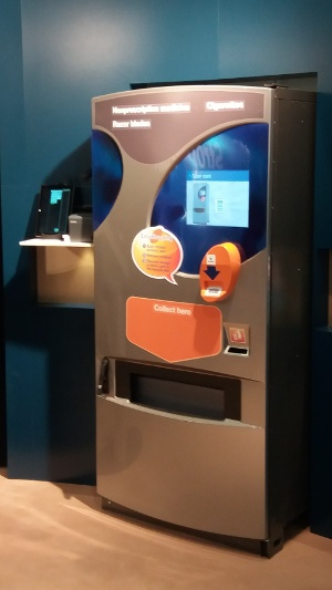 More than theft protection: The benefits of vending machines