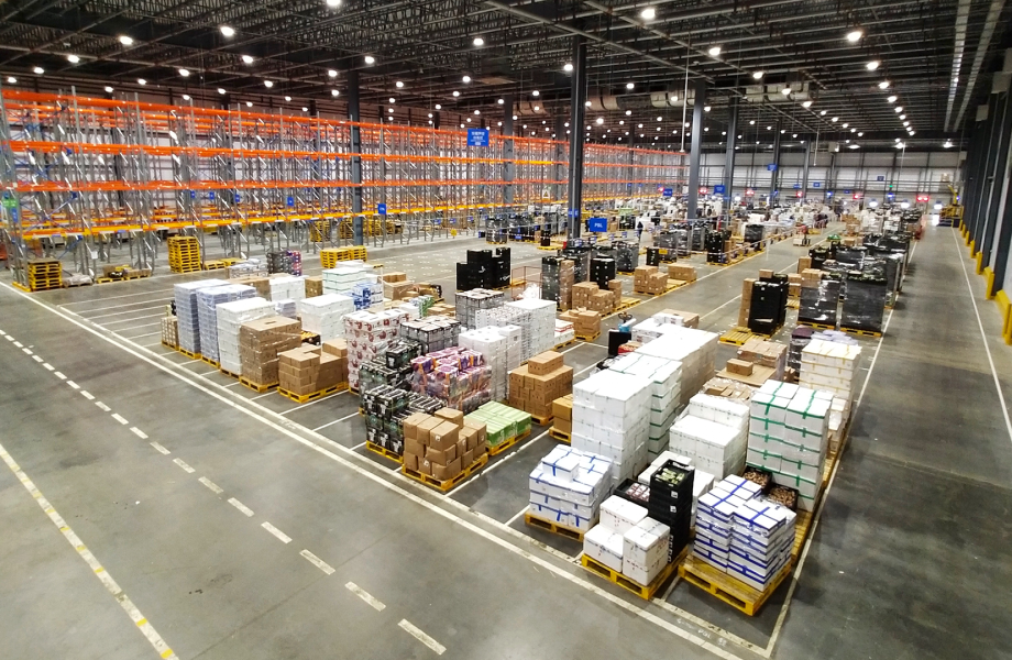 Fresh food distribution center expansion by Walmart China - iXtenso