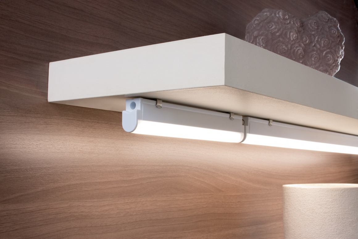 Surface Mounted Luminaire Four Light