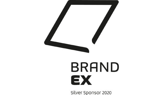 advertising banner of the event BrandEx