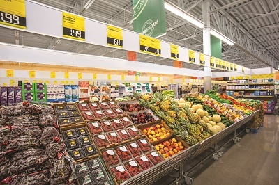 The easy-to-shop food market takes a simple approach to grocery shopping that...